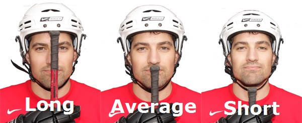 Hockey Stick Length